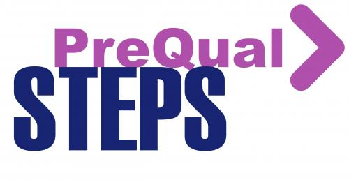 Logo PreQual steps