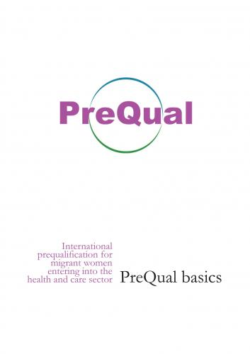 Download of the booklet PreQual basics in English